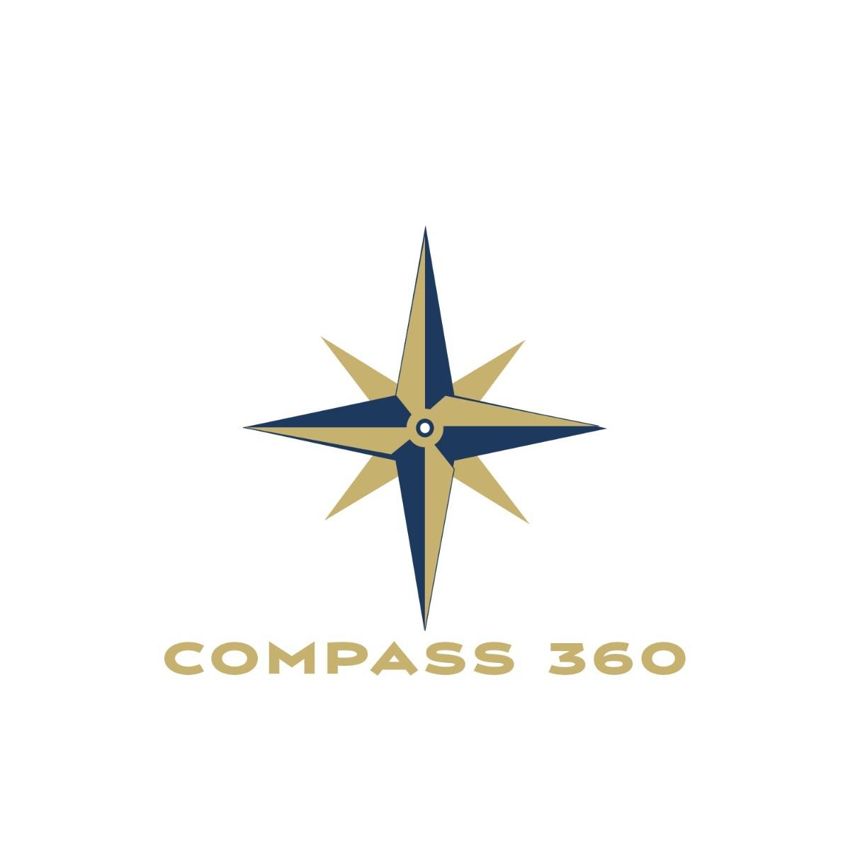 Compass 360 Logo